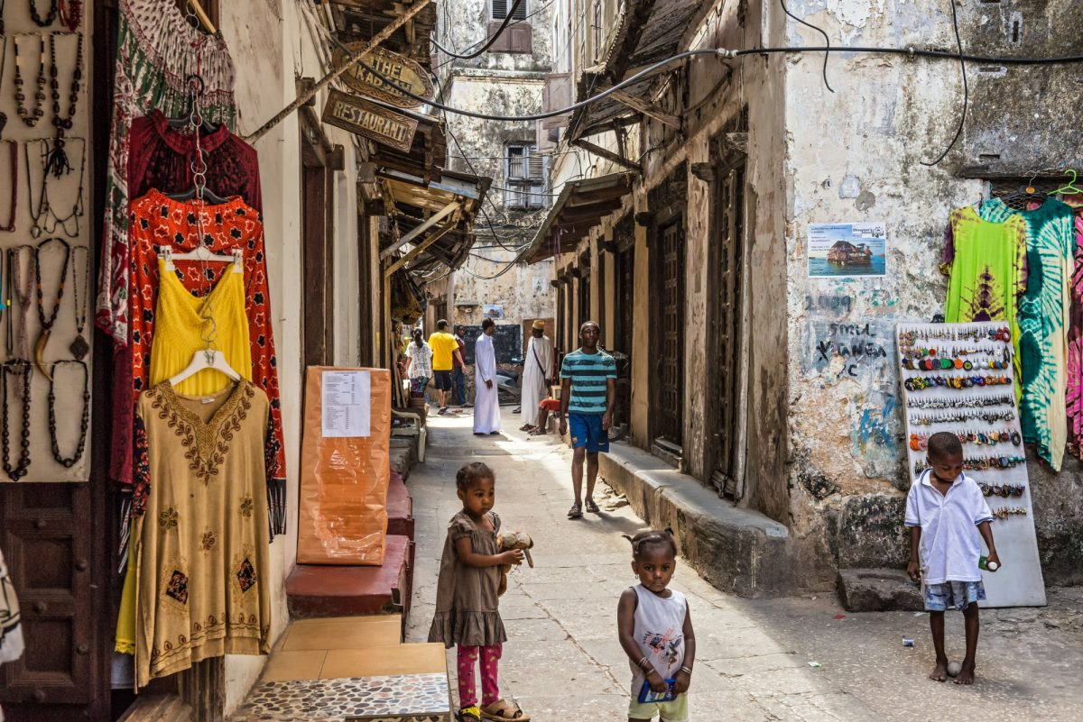 Tanzania Zanzibar Stone Town2