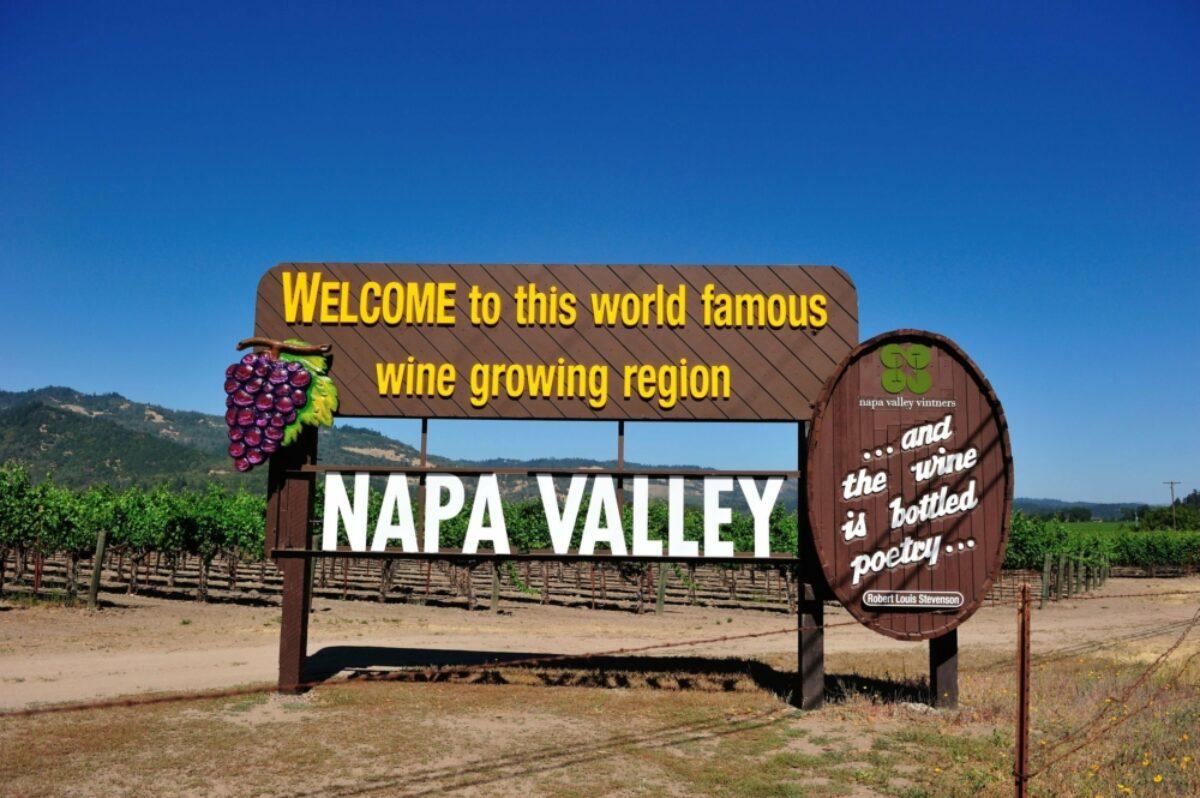 USA Napa Valley