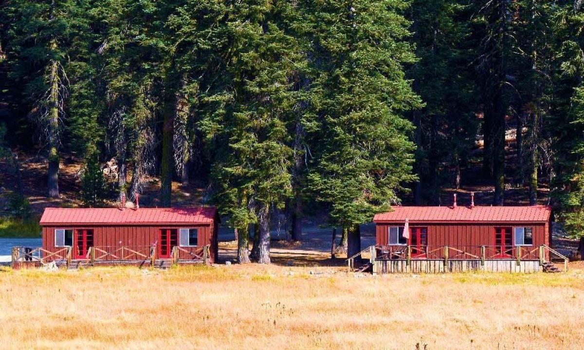 Lassen cabin