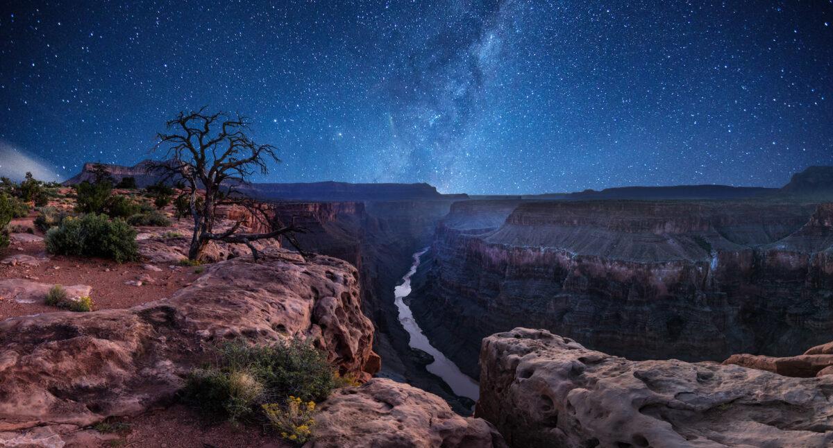 Sa expeditions grand canyon night usa