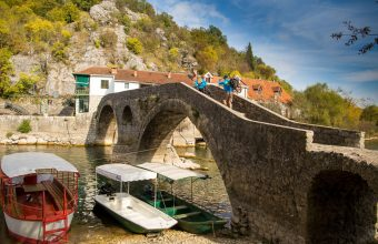 Cycling the Montenegrin Coast