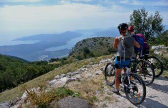 Montenegro and Albania by Bike