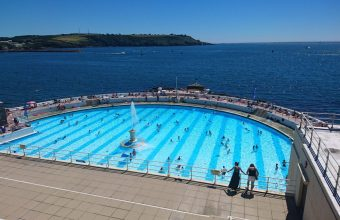 Devon Swimming Weekend