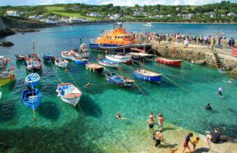 Cornwall Mid-Week Swimming Break