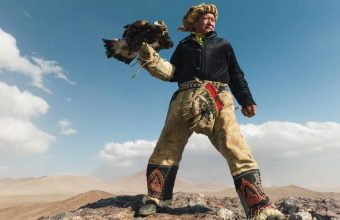 Altai and Eagles With Nauryz