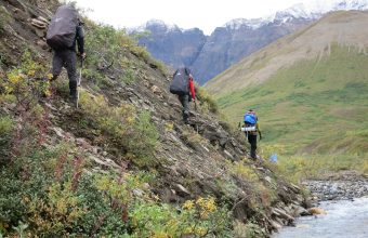 Backpacking the Revelation Mountains