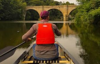 Canoeing and Kayaking in the Peak District