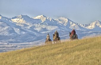 Yellowstone, Grand Teton & Lamar Valley