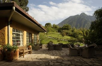 Sabyinyo Silverback Lodge Safari