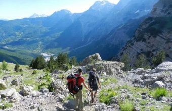 Borderland Walks in the Accursed Mountains