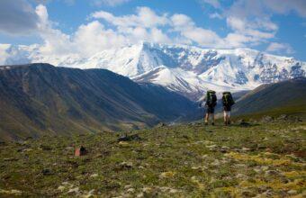 Backpacking Wrangell