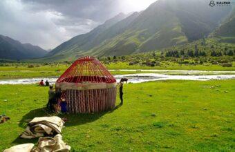 Best of Kyrgyzstan & Uzbekistan