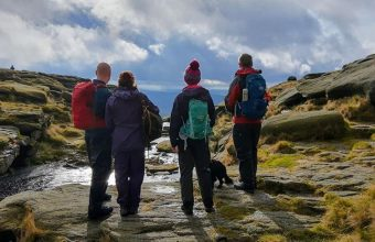 Kinder Scout Adventure Guided Walk