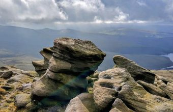 Kinder Scout From Hayfield Guided Walk