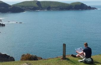 Pembrokeshire Coast Path Walking Holiday