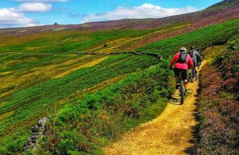 Guided Mountain Biking Adventure
