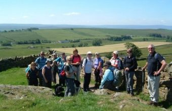 Self-Guided Hadrian's Wall Trail